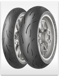 Dunlop GP Racer D212 - set