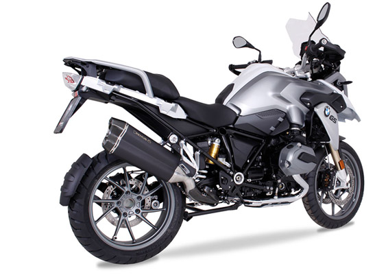 Remus 8 voor BMW R 1200 GS LC