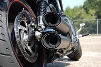 Remus voor de Harley-Davidson Night-Rod